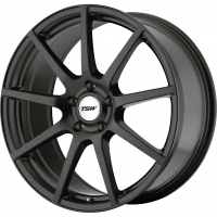 TSW Interlagos 7,5x18 5/114,3 ET45 d-76 Matt Black (1875INT455114M76)