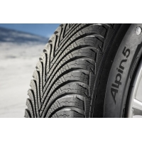 Michelin Alpin 5   RunFlat