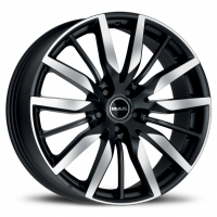 MAK Barbury 8,5x20 5/108 ET45 d-63,4 Ice Black (F8520BYIB45GD3X)