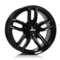 ATS Antares 7,5x16 5/112 ET37 d-66,6 Diamond Black (AT75637B62-6)