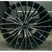 OZ Ego 6,5x15 4/108 ET25 d-65,1 Matt Black Diamond Cut (W8505305254)