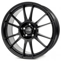 OZ Ultraleggera 7,0x16 4/108 ET25 d-75 Matt Black (W0173025153) d-L