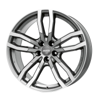 Alutec DriveX 8,5x19 5/112 ET40 d-70,1 Metal Grey Front Polished (DRVX-85940B77-91) MP