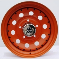 Ikon SNC028OR 8x15 5/139,7 ET-16 d-108,7 orange