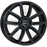 MAK Allianz 8,5x19 5/120 ET30 d-72,6 Gloss Black (F8590AZGB30I2BX)