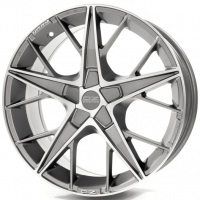 OZ Quaranta 5 8,0x18 5/110 ET38 d-75 Grigio Corsa Diamond Cut (W01856203G2) d-L
