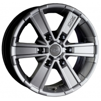 OZ Off-Road 6 7,0x16 6/127 ET35 d-78,1 Metal Titanium (W0178305164)